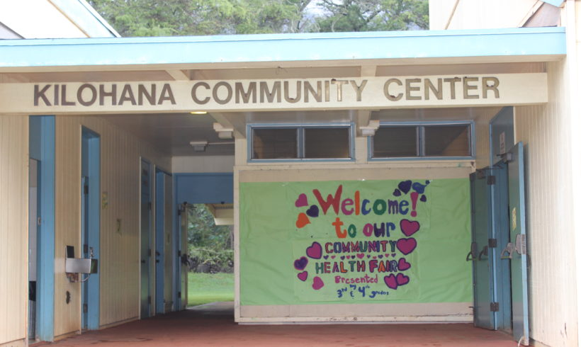 Kilohana Community Health Day